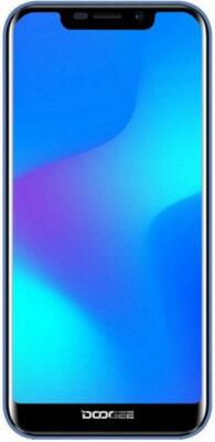 Смартфон DOOGEE X70 2/16GB Dual Sim Blue 1