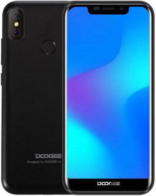 Смартфон Doogee X70 Black 3