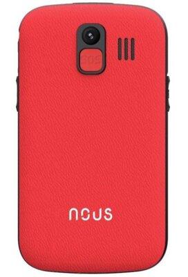 Мобильный телефон Nous Helper NS 2422 Red Black 2