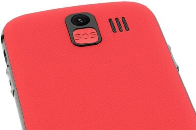 Мобильный телефон Nous Helper NS 2422 Red Black 4