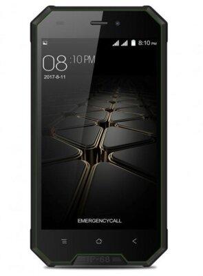 Смартфон Blackview BV4000 Pro 2/16GB Green 1
