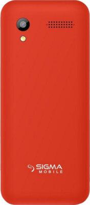 Мобильный телефон Sigma X-style 31 Power Red 2