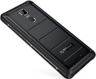 Смартфон Sigma X-treme PQ37 Black 7