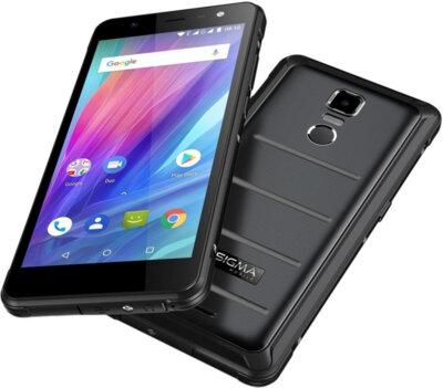Смартфон Sigma X-treme PQ37 Black 8