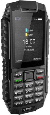 Мобильный телефон Sigma X-treme DT68 Black 3