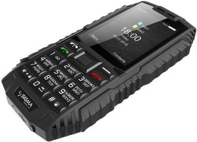 Мобильный телефон Sigma X-treme DT68 Black 4