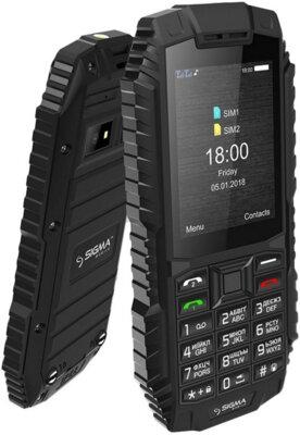 Мобильный телефон Sigma X-treme DT68 Black 6