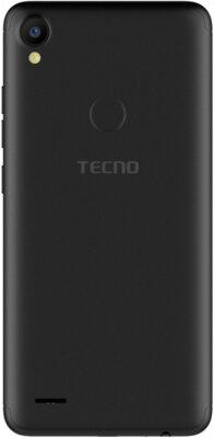 Смартфон Tecno POP 1s F4 1/16GB Dual Sim Midnight Black 2