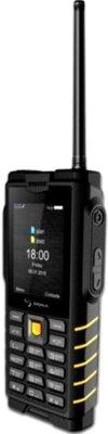 Мобильный телефон Sigma X-treme DZ68 Black/Yellow 4