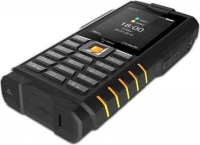 Мобильный телефон Sigma X-treme DZ68 Black/Yellow 6