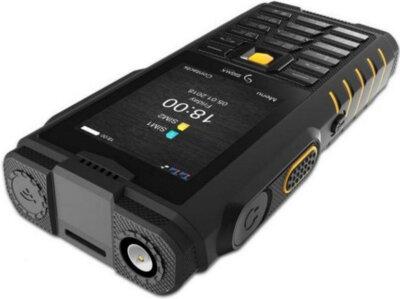 Мобильный телефон Sigma X-treme DZ68 Black/Yellow 7