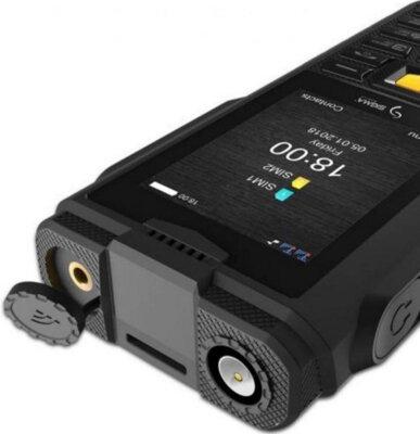 Мобильный телефон Sigma X-treme DZ68 Black/Yellow 8