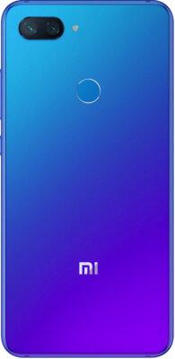 Смартфон Xiaomi Mi8 Lite 4/64GB Aurora Blue 2