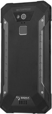 Смартфон Sigma X-treme PQ53 Black 3