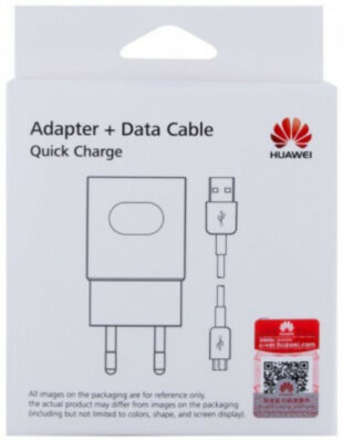Зарядное устройство Huawei AP32 White 3