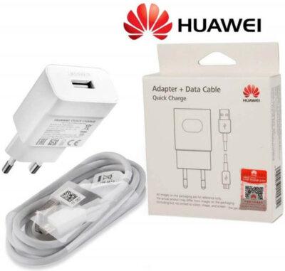 Зарядное устройство Huawei AP32 White 5