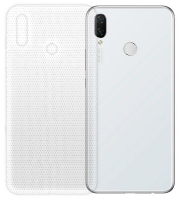 Чехол GlobalCase TPU Extra Slim для Huawei P Smart Plus Light 1