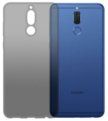 Чехол GlobalCase TPU Extra Slim для Huawei Mate 10 Lite Dark 1