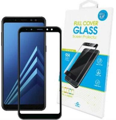 Захисне скло Global TG Full Cover для Huawei P Smart Plus Black 1
