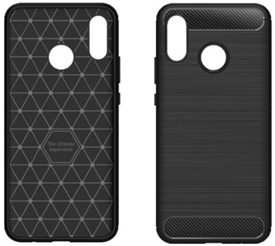 Чохол GlobalCase Leo для Huawei P Smart Plus Black 1