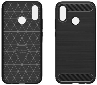 Чохол GlobalCase Leo для Huawei P20 Lite Black 1