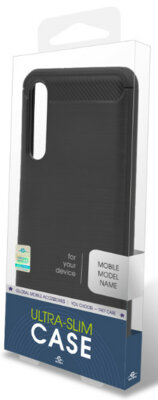 Чохол GlobalCase Leo для Huawei P20 Lite Black 4