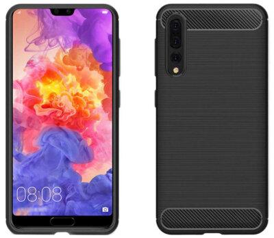 Чохол GlobalCase Leo для Huawei P20 Pro Black 2