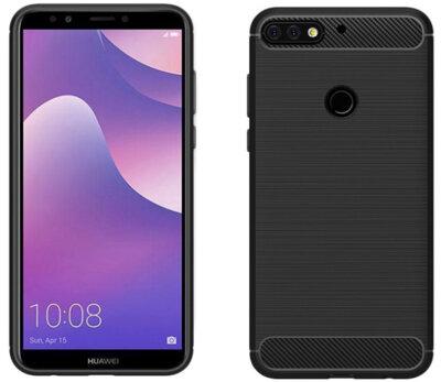 Чохол GlobalCase Leo для Huawei Y7 Prime 2018 Black 2