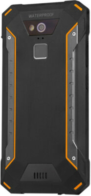Смартфон Sigma X-treme PQ53 Black-Orange 2