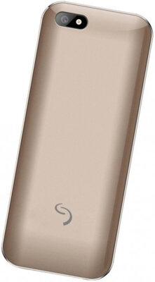 Мобільний телефон Sigma X-style 33 Steel Gold 5