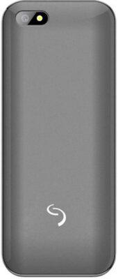 Мобільний телефон Sigma X-style 33 Steel Gray 2