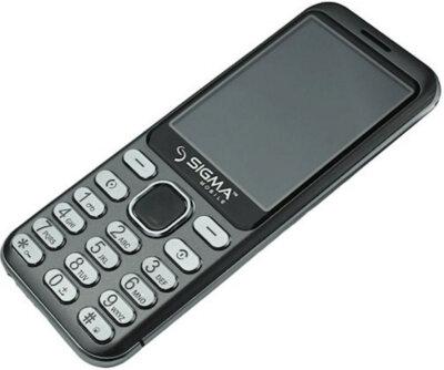 Мобільний телефон Sigma X-style 33 Steel Gray 4