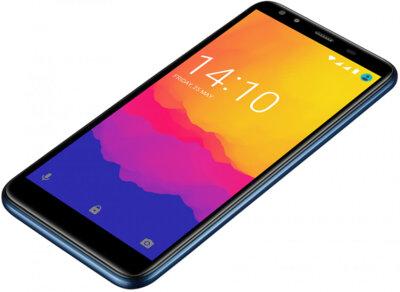 Смартфон Prestigio Muze F5 LTE 5553 Blue 6