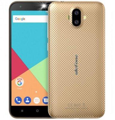 Смартфон Ulefone S7 1/8GB Gold 3