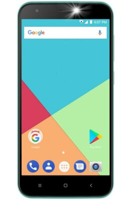 Смартфон Ulefone S7 2/16GB Green 1