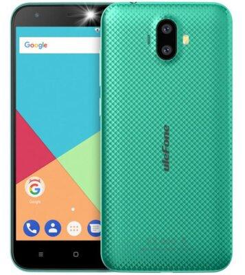 Смартфон Ulefone S7 2/16GB Green 3