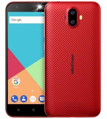 Смартфон Ulefone S7 2/16GB Red 3