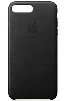 Чохол Apple Leather Case Black для iPhone 7 Plus 2