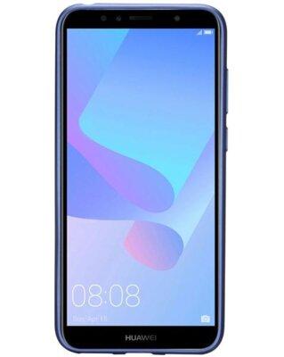 Чехол T-PHOX Shiny для Huawei Y6 2018 Blue 2