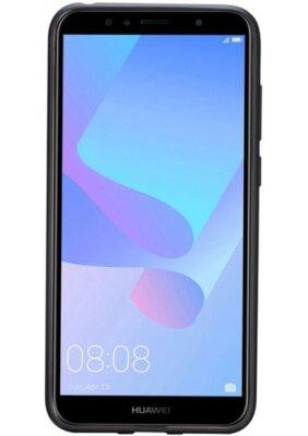 Чехол T-PHOX Shiny для Huawei Y6 2018 Black 2