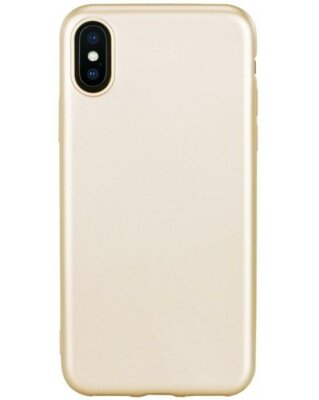 Чохол T-PHOX Shiny для iPhone X Gold 1