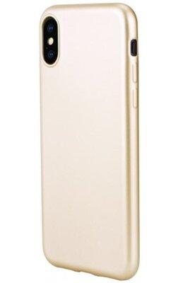 Чохол T-PHOX Shiny для iPhone X Gold 3