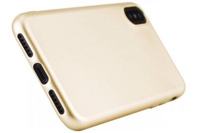 Чохол T-PHOX Shiny для iPhone X Gold 4