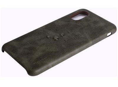 Чехол T-PHOX Vintage для iPhone X Brown 4