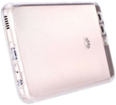Чехол T-PHOX Armor TPU для Huawei P10 Plus Transparent 5