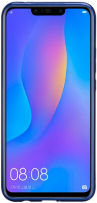 Чохол T-PHOX Crystal для Huawei P Smart Plus Blue 5