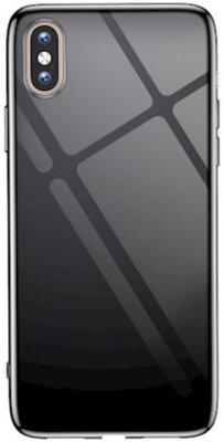 Чохол T-PHOX Crystal для iPhone Xs Max Black 1
