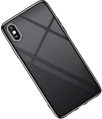 Чохол T-PHOX Crystal для iPhone Xs Max Black 2