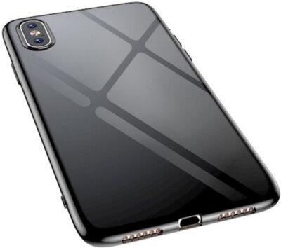 Чохол T-PHOX Crystal для iPhone Xs Max Black 3