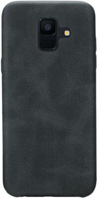 Чехол T-PHOX Vintage для Samsung Galaxy A6 A600 Black 1
